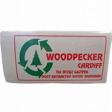 Woodpecker Small Flake Shavings