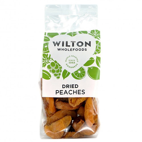 Wilton WholeFoods Dried Peaches 250g