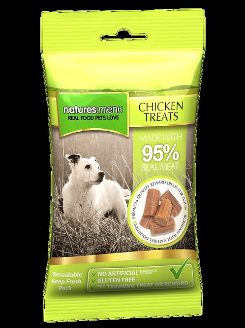 Nature Menu Dog Treats with Chicken 85g
