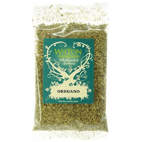 Wilton Wholefoods Dried Oregano 25g