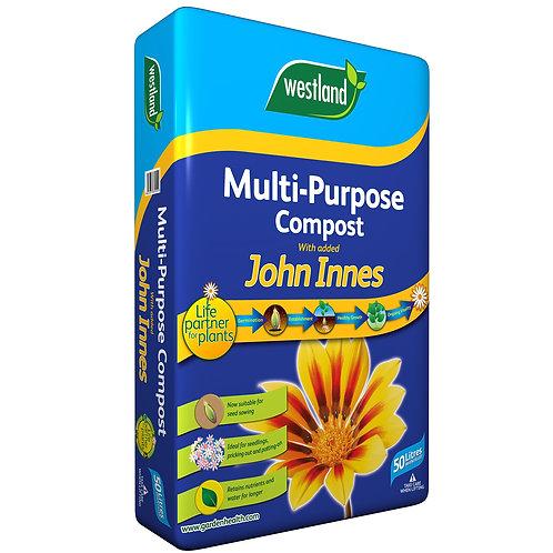 Westland Multi-Purpose Compost with John Innes B13 60 Litres