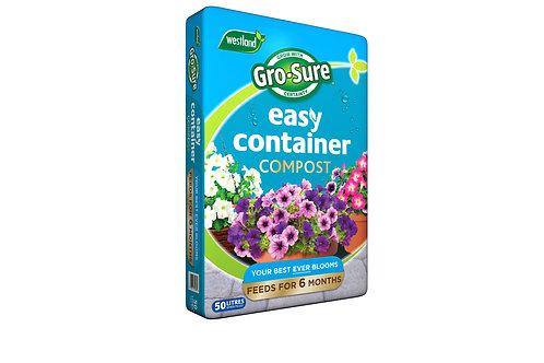 Westland Gro-Sure Container & Basket Compost 50 Litres