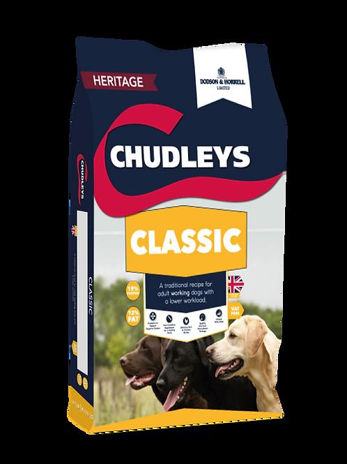 Chudleys Classic - 15kg