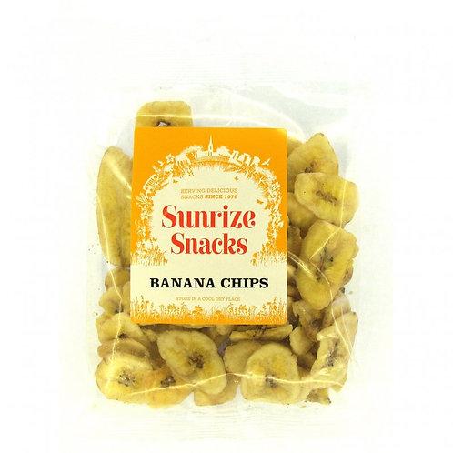 Sunrize Snacks Banana Chips 100g