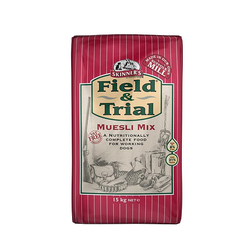 Skinners Field and Trial, Muesli Mix 15kg