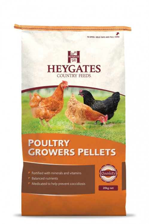 Heygates Grower Pellets 20kg