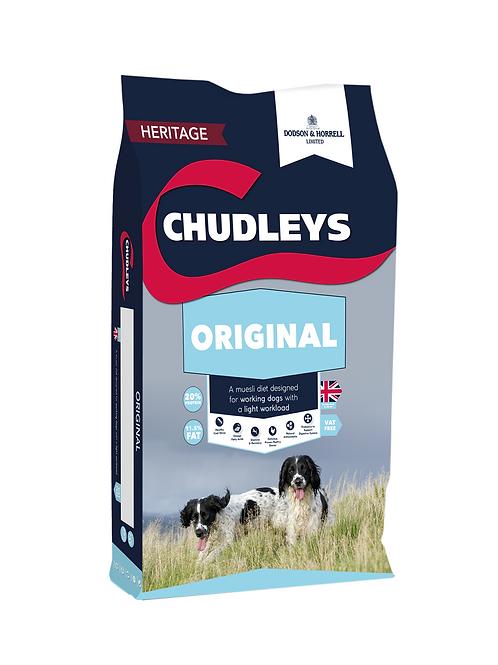 Chudleys Original - 15kg