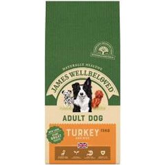 James Wellbeloved Adult Dog Turkey & Rice 15kg