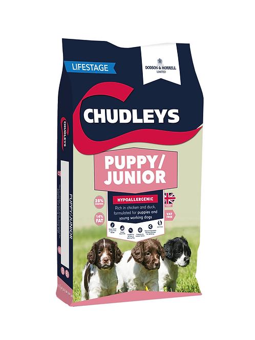 Chudleys Puppy/Junior - 12kg