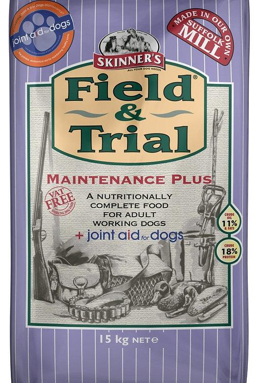 Skinners Field and Trial Maintenance Plus 15kg