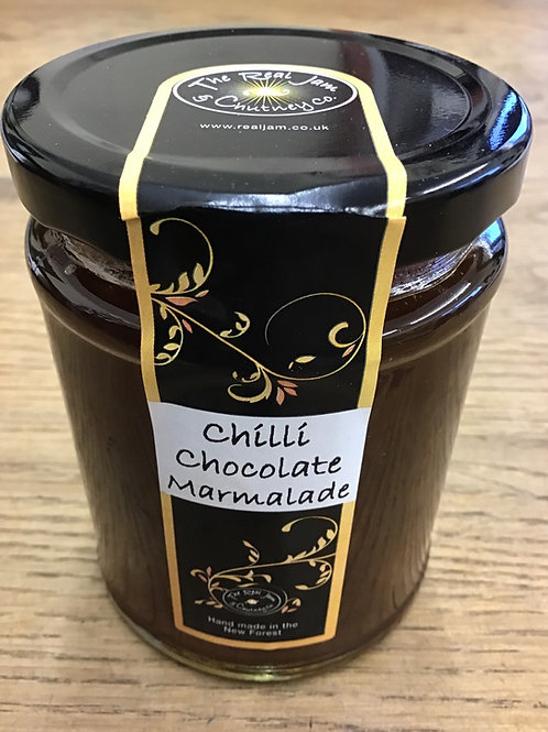 Jam & Chutney Co. Chilli Chocolate Marmalade 280g