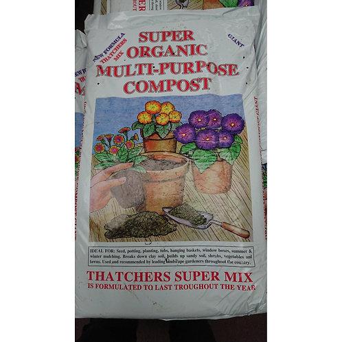 Thatcher Organic Compost 40L