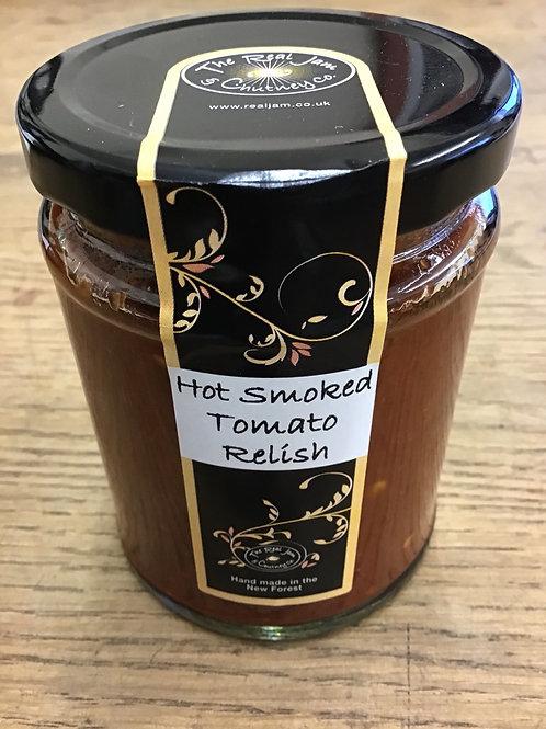 Jam & Chutney Co. Hot Smoked Tomato Relish 280g