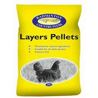 Badminton Layers Pellets