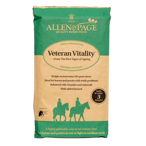 Allen and Page Veteran Vitality 20kg