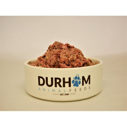 Durham Minced Beef and Heart 454g