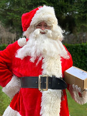Santa, Father Christmas can vist you, Meet the real father Christmas. Cardiff Newport Swansea south wales