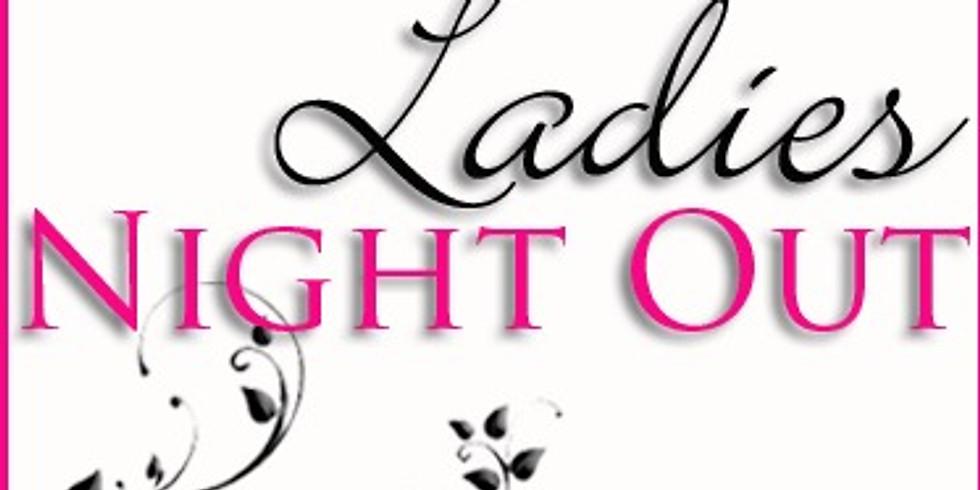 Ladies Night of Pampering