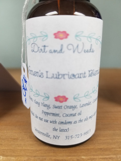 Women's Lubricant Blend