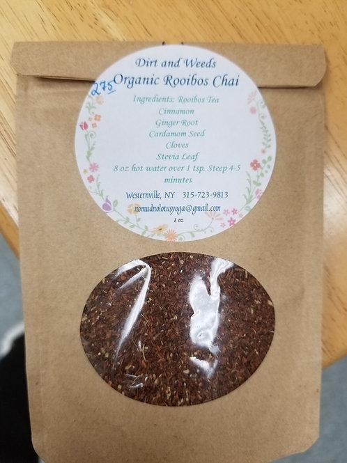 Rooibos Chai Tea (Organic)