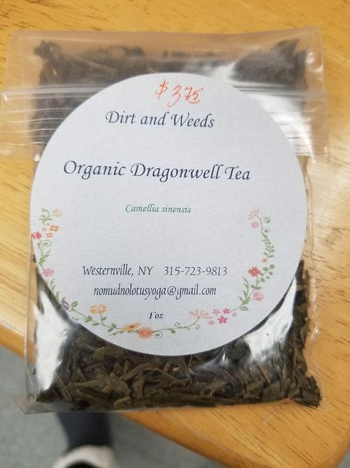 Dragonwell Tea (Organic)