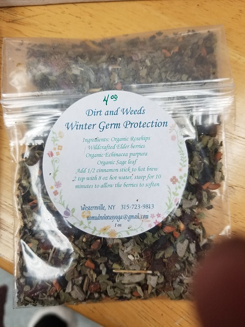 Winter Germ Protection