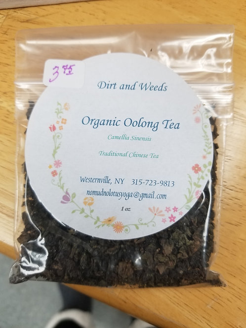 Oolong Tea (Organic)