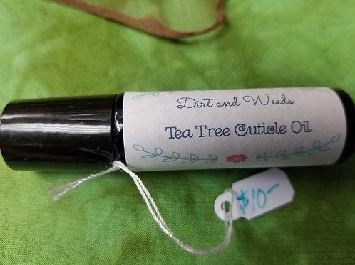 Tea Tree Cuticle Oil