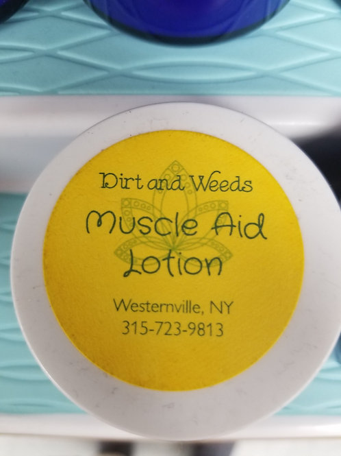 Muscle Aid Lotion