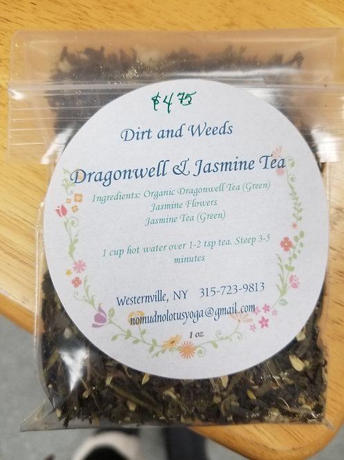 Dragonwell & Jasmine