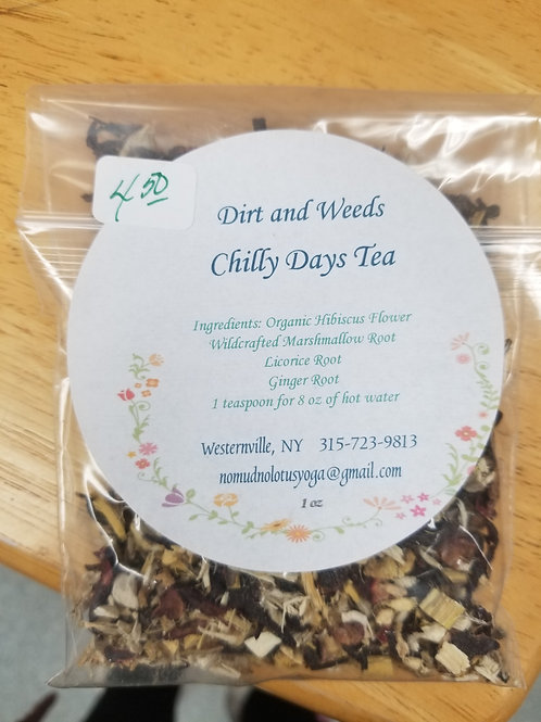 Chilly Days Tea