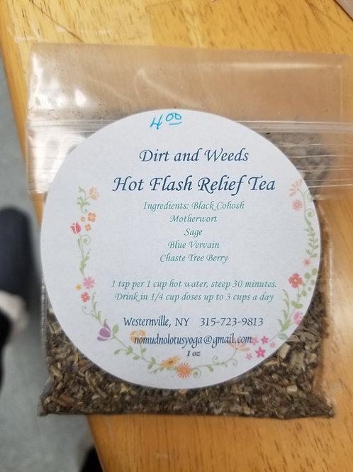 Hot Flash Relief Tea