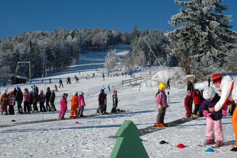 Wintersportzentrum Eck-Riedelstein