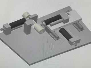 CAD, CAM, VR Machine design