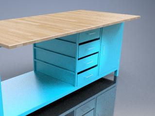 Bespoke Industrial Furniture design