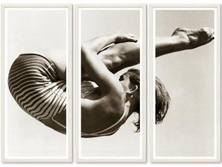 Triptych,  HUH ?