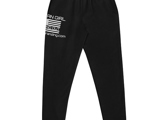 Women's Stand Out Joggers Black