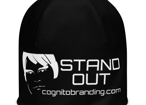 STAND OUT All Over Beanie