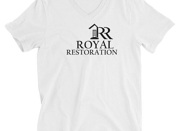 Ladies Royal Treatment V neck BoW