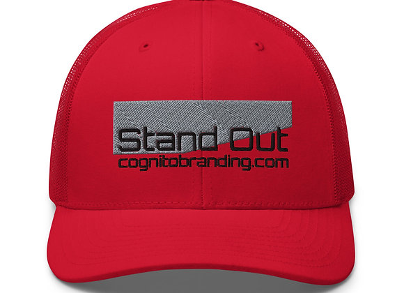 Angled Stand Out Trucker R/W