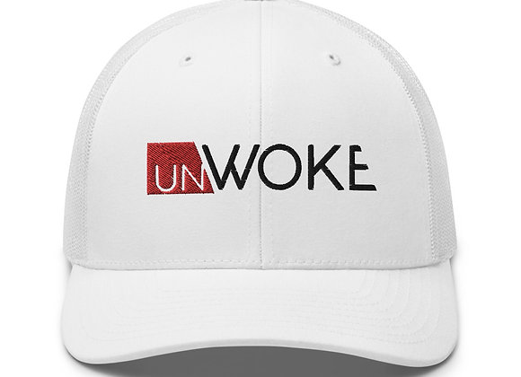UnWoke Retro Trucker WH