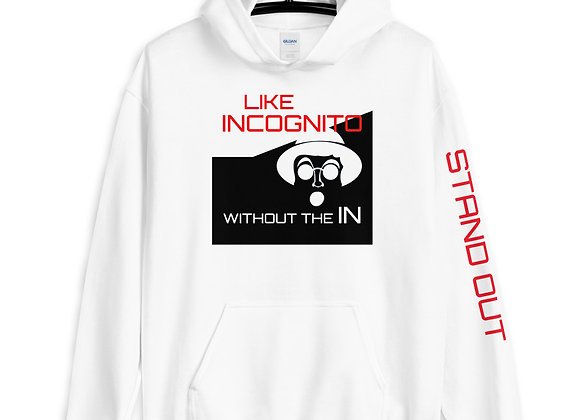 Incognito NOT Rd/Blk