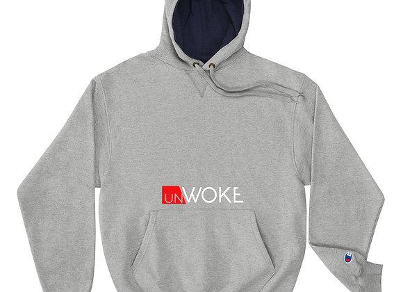Unwoke MAGA Hvy Hoodie