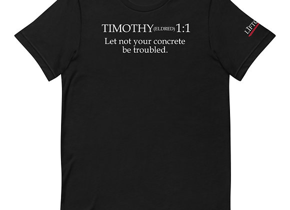 Let Not Your Concrete Be Troubled