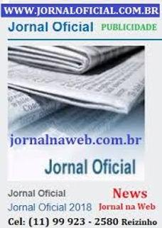 Jornal Oficial www.jornaloficial.com.br