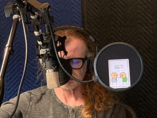 Dave Mustaine //Áudio