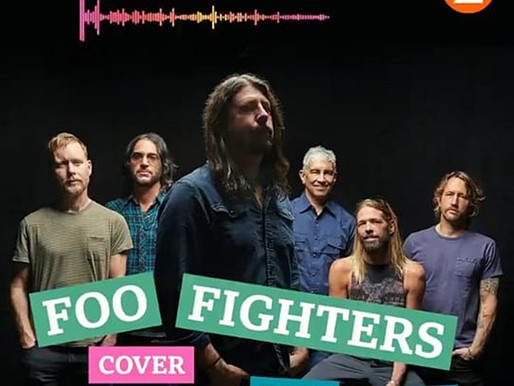 FOO FIGHTERS COVER BEE GEES //Áudio