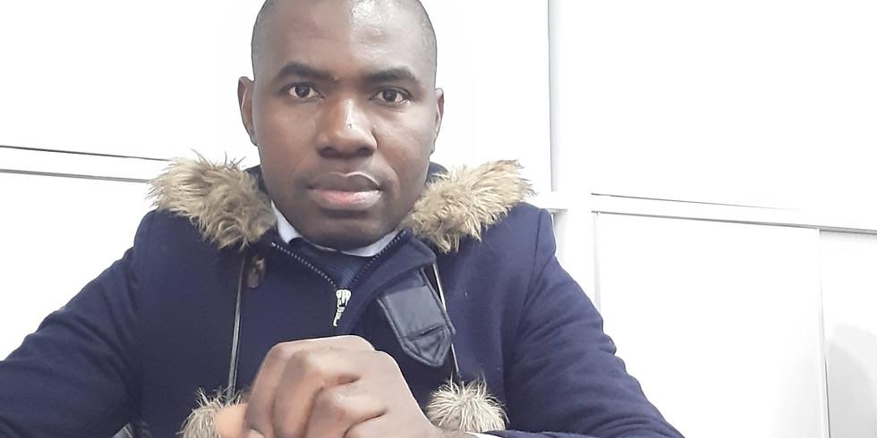 En direct avec le Dr. Emmanuel  NGAHA