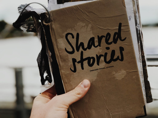 It takes courage to share your story