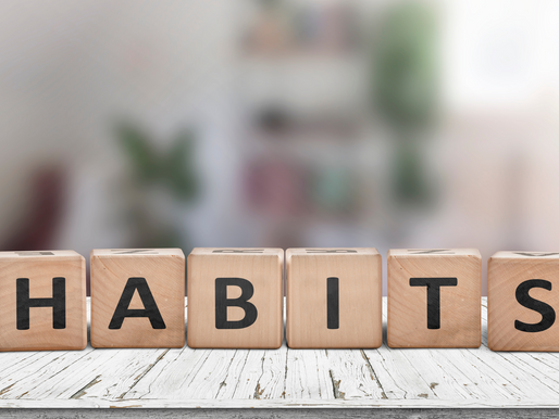 The Power of Habit in exercise
